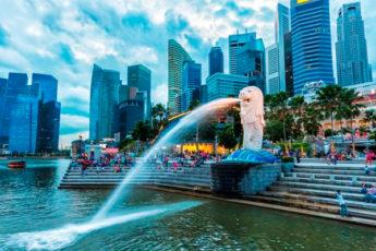 Сингапур - самая счастливая страна Азии