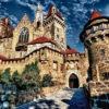 Как отапливались огромные замки в Средние века без газа и электроэнергии