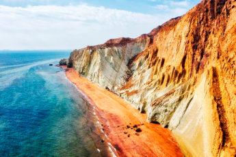50 оттенков острова Ормуз или геологическое чудо Ирана, где можно есть землю