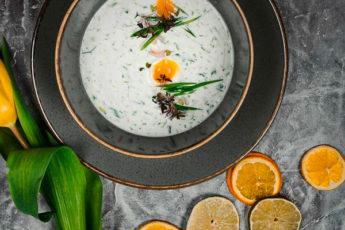 Не только окрошка: 5 холодных супов из разных стран мира