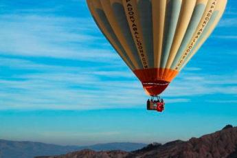 Лучшие места планеты для полётов на воздушных шарах