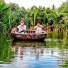 Почему вьетнамцы плавают на круглых лодках, а не на продолговатых