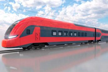 Новая двухэтажная «Ласточка» с одноместными купе: светлое будущее пассажиров РЖД